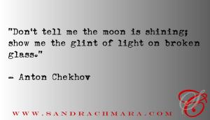 SC Blog - Chekhov - moon quote