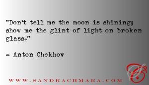 SC Blog - Chekhov - moon quote